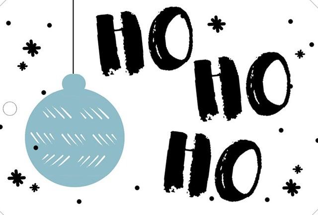 Nur für dich: Geschenkeanhänger zum Gratis-Download!