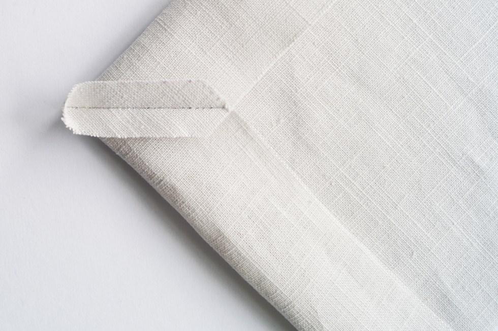 Makerist-Briefecke nähen