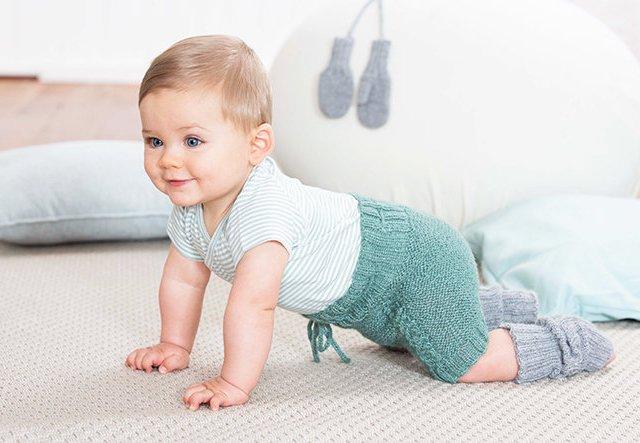 Baby Bloomers – Windelhöschen selber stricken!
