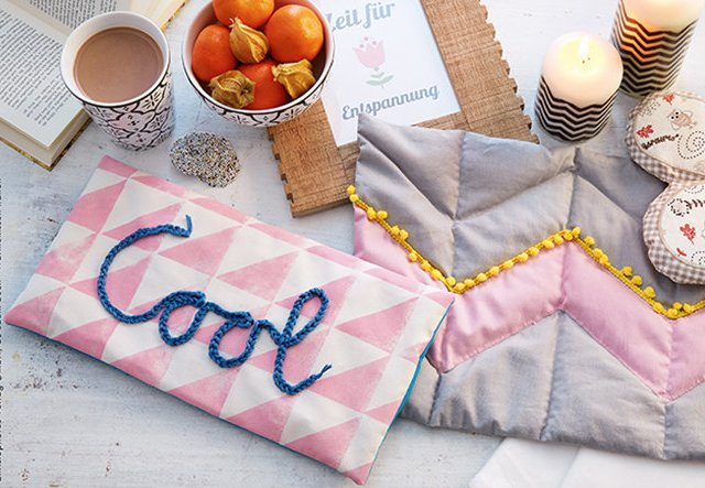 Einfach cool: Kühlpack für den Picknick-Korb nähen!