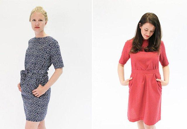 Summer Feeling – A-Linien-Kleid selber nähen!