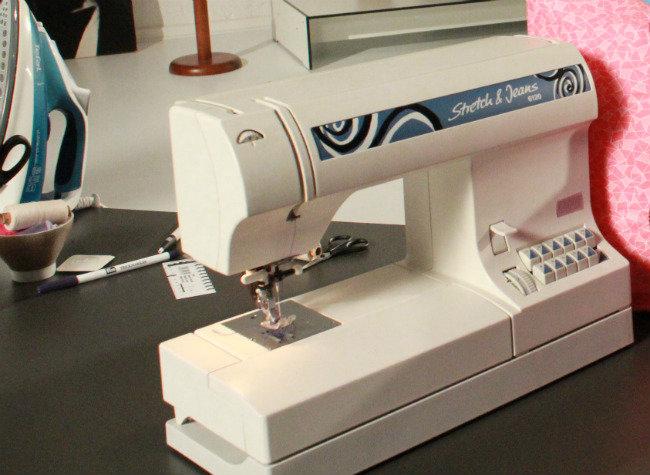 Makerist-Nähmaschinen für Anfänger