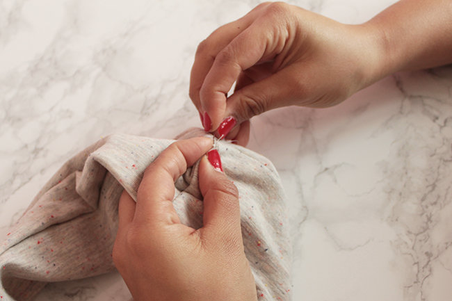 Makerist-Stirnband selber nähen