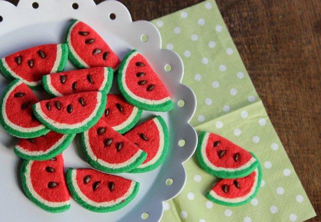 Melonenkekse für Sommerlaune selber machen!