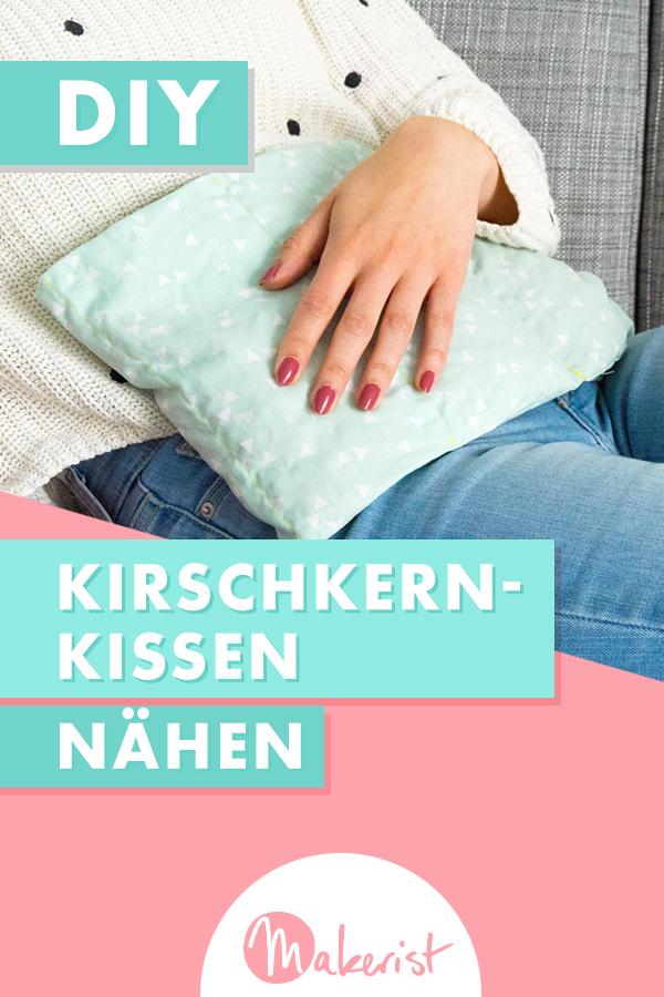 Makerist-DIY-Kirschkernkissen-nähen