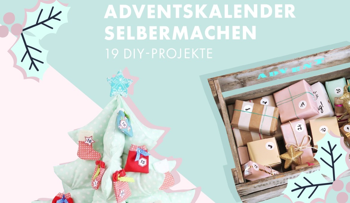 Makerist-Adventskalender selbermachen-19-DIY-Projekte