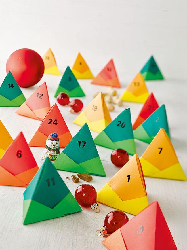 Makerist-Adventskalender-selbermachen-19-DIY-Projekte-Origami