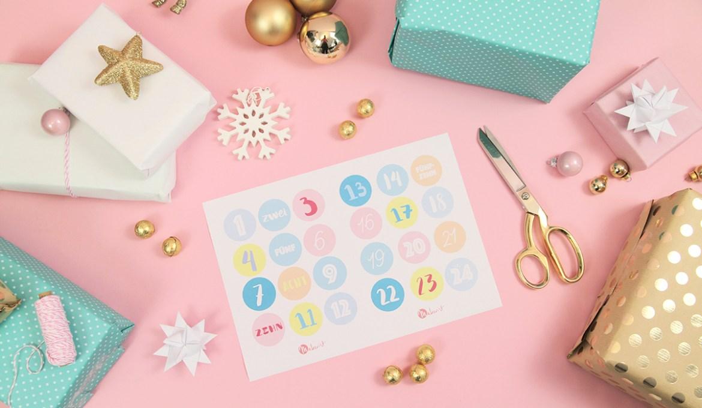Makerist-Gratis-Printable-für-Weihnachten-Adventskalender-Zahlen-drucken-1