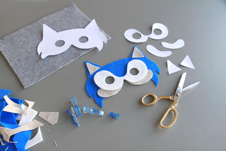 Makerist-Sonic-the-Hedgehog-Masken-aus-Filz-für-Karneval-und-Fasching-selbermachen-Sonic-2-2