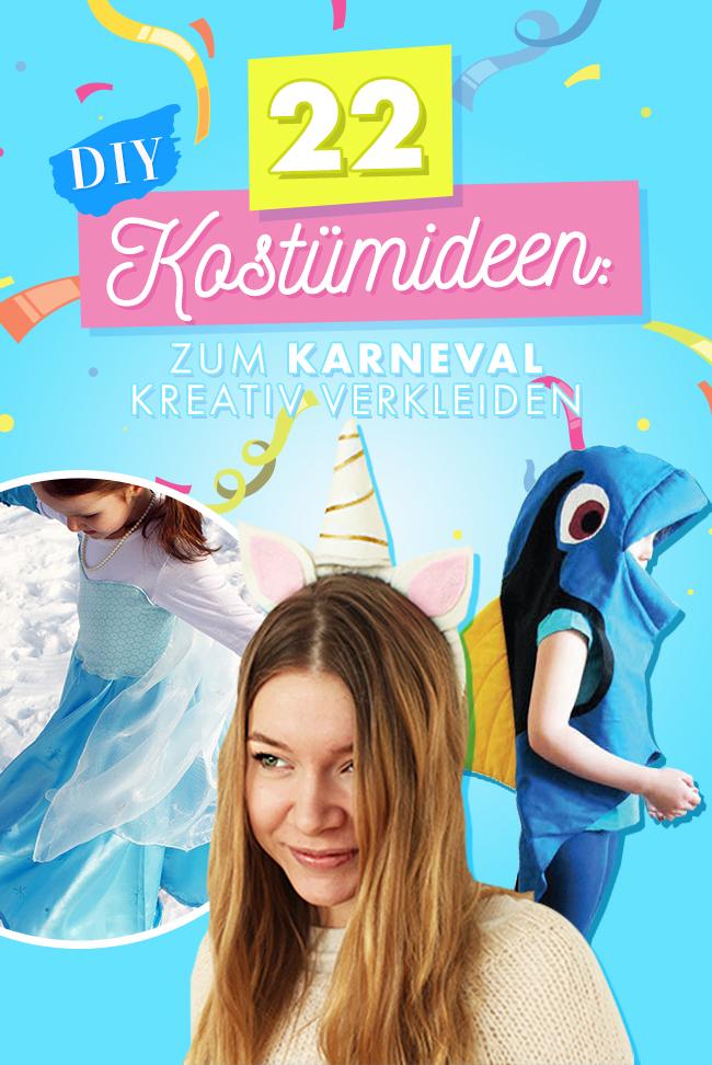 Makerist-22-Kostümideen-Zum-Karneval-kreativ-verkleiden-Pinterest-1