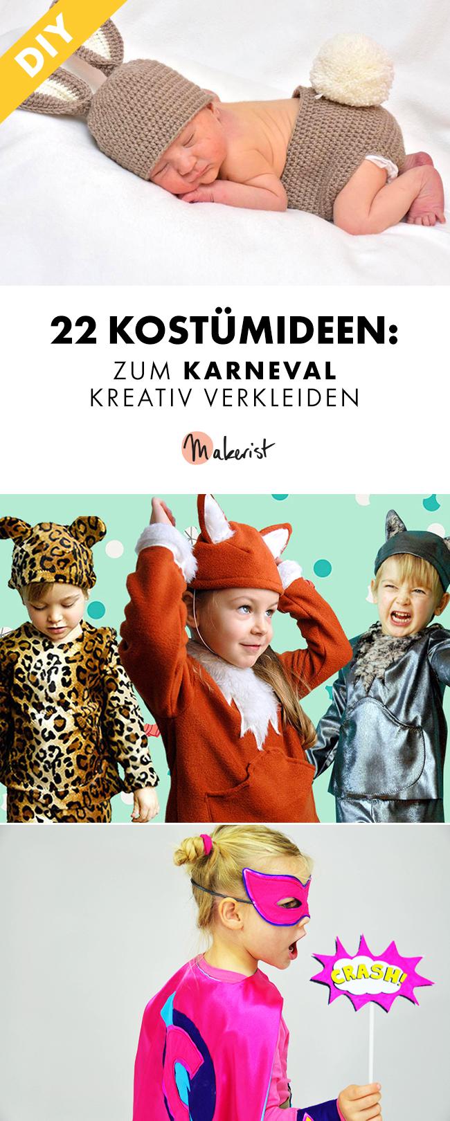Makerist-22-Kostümideen-Zum-Karneval-kreativ-verkleiden-Pinterest-5