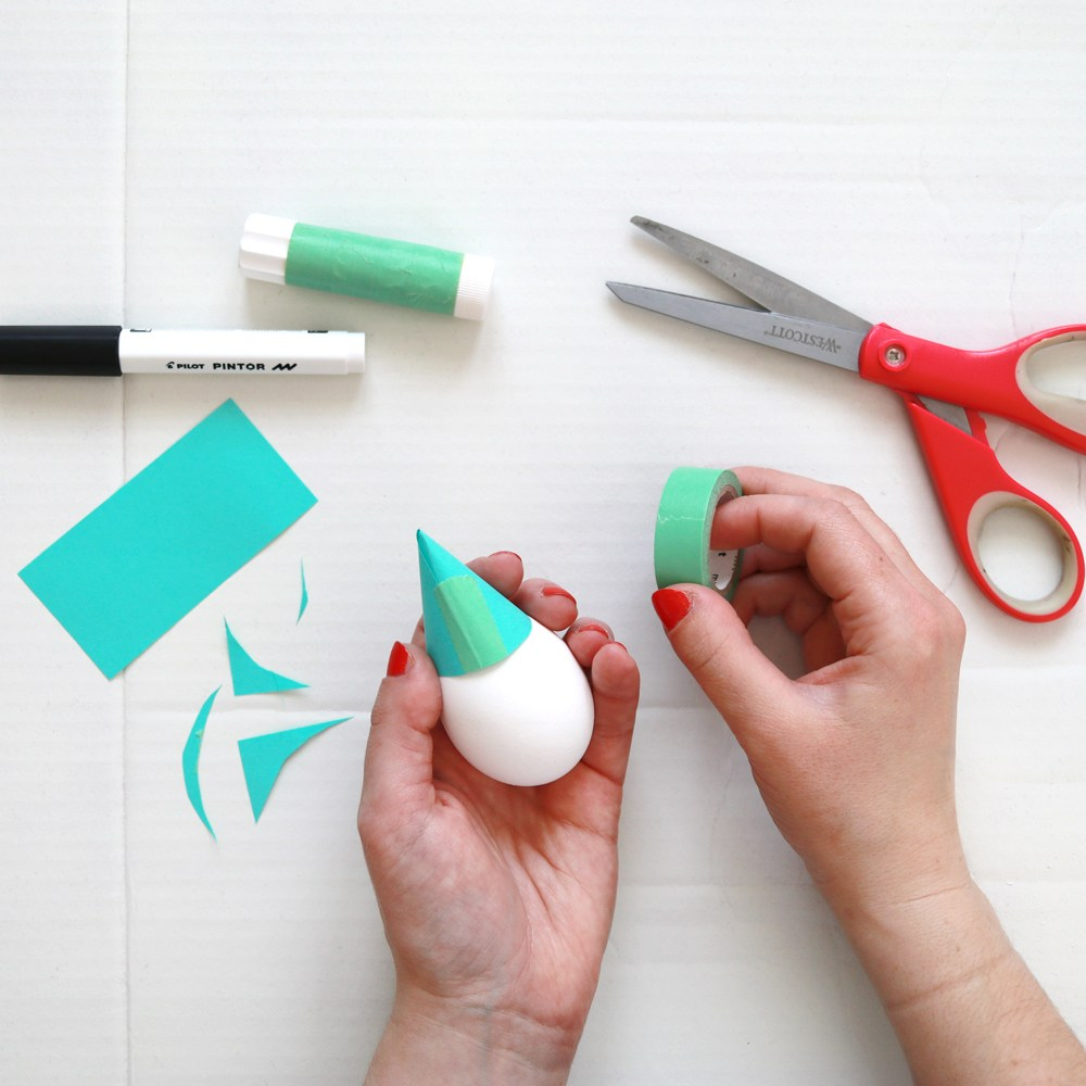 Makerist-Ostereier kreativ gestalten-Figuren-Hase (3)