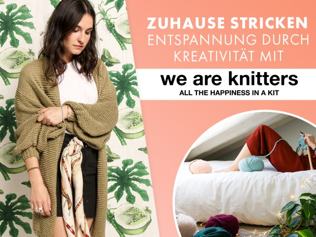 Makerist-Entspannung-Stricken-We Are Knitters