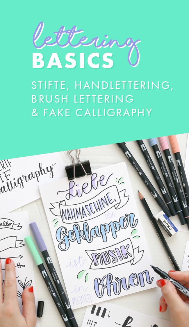 Makerist-Lettering-Basics-Stifte-Handlettering-Brush-Lettering-Fake-Calligraphy-2-1