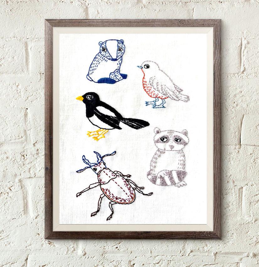 Makerist-Stickbilder-selber-machen-15-schöne-Vorlagen-und-Stickdateien-Waldtiere