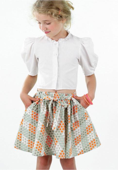 Makerist-Röcke selber nähen-Schnittchen-Patterns-Rock-Franka