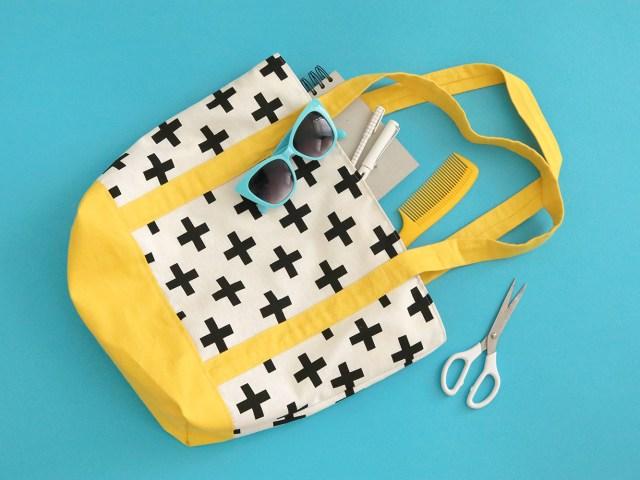 Shopper Bag selber nähen
