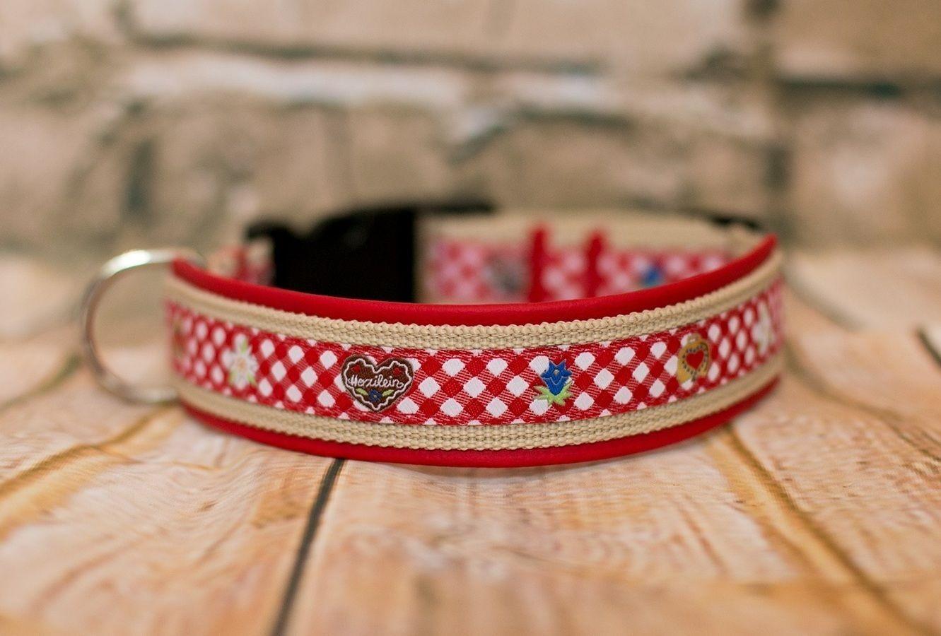 Makerist-Naehen-fuer-Hunde-17-tolle-Accessoires-fuer-Vierbeiner-Gepolstertes-Hundehalsband