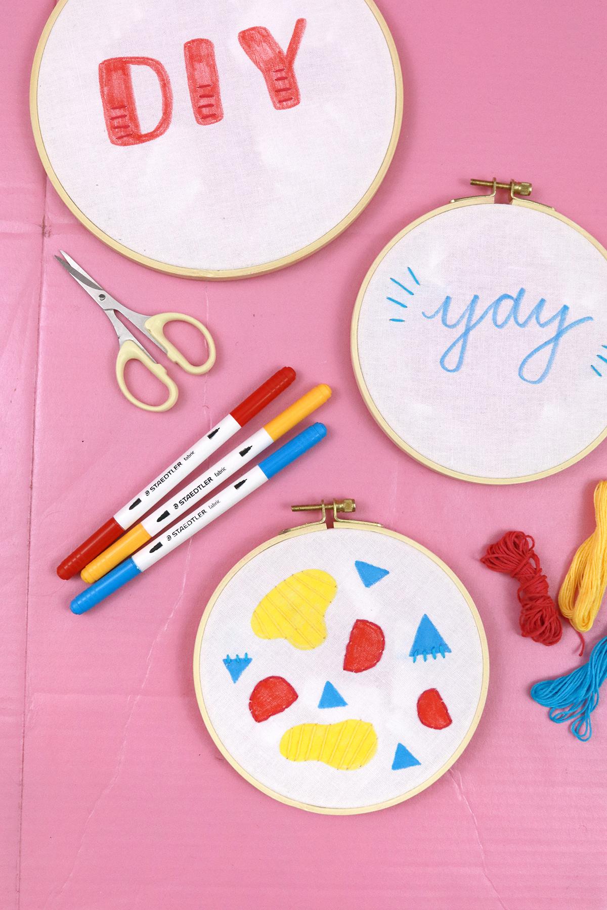 Makerist-DIY-Stickrahmen-mit-Textilfasermalern-und-Stickerei-gestalten-18