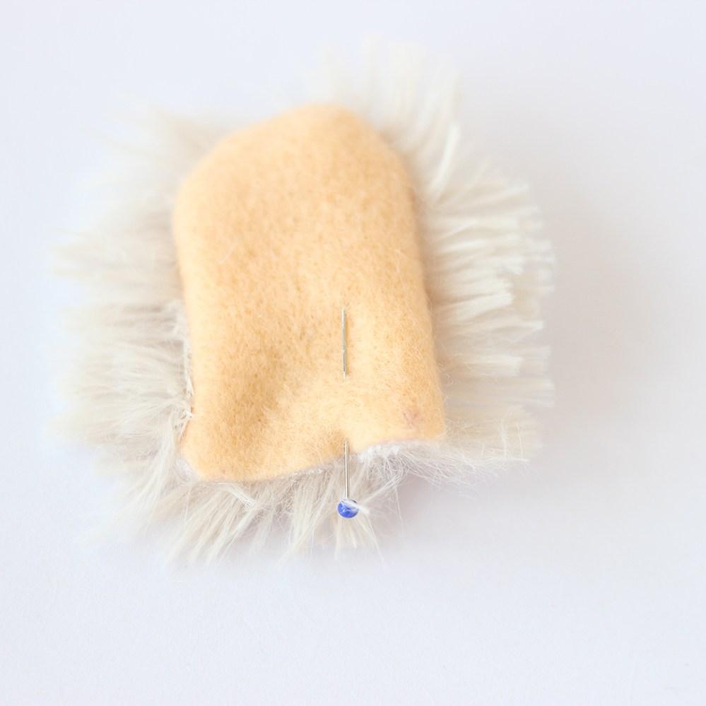 Lama-Kuscheltier-nähen-Ohren