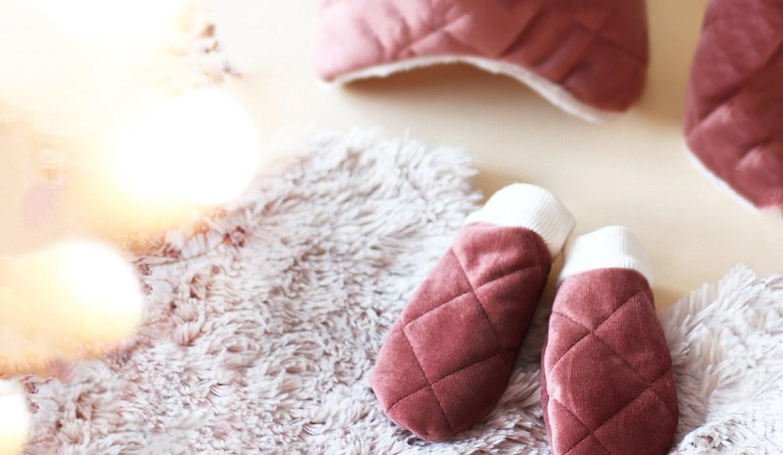 Handschuhe für Babys selber nähen