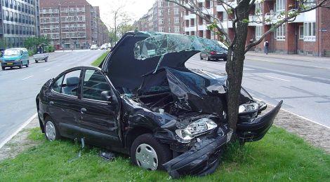 Neujahr Unfälle