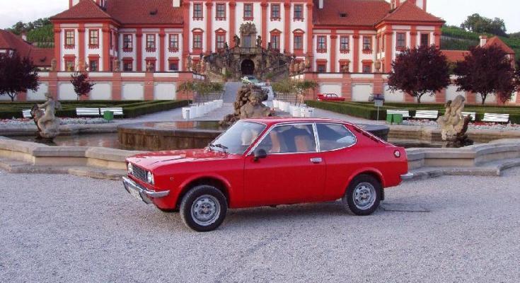 FIAT v Trojském zámku oslaví 120 let