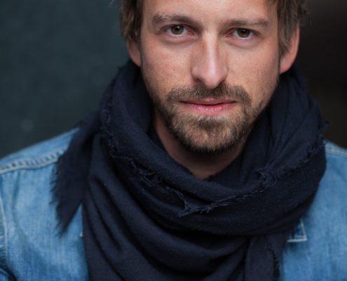 Erfolgreich und trotzdem bodenstndig  der Schlierseer Schauspieler Ben Blaskovic  Schliersee