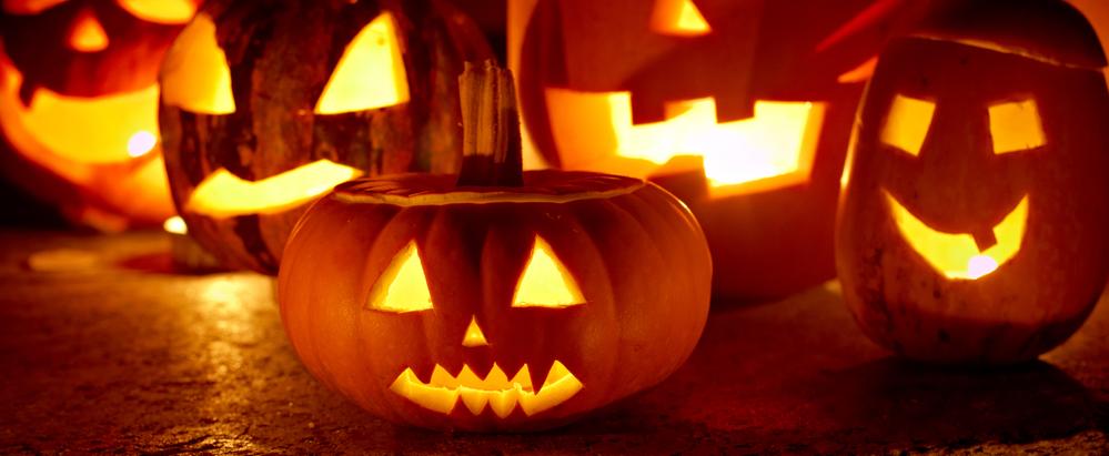 Halloween-Special Vorlagen zum Kürbisschnitzen