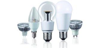 LED žárovky - srovnání