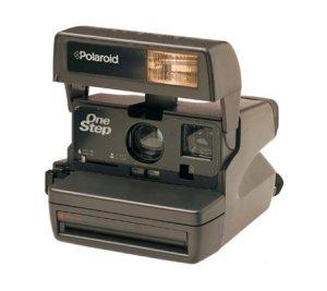 Polaroid fotoaparát