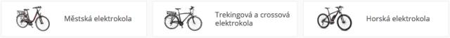 Nabídka elektrokol na InSportline.cz