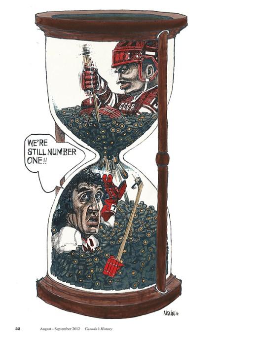 """""""On Thin Ice"""" (Canada's History)"""