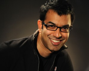 Zaib Shaikh (Photo Tom Sandler)
