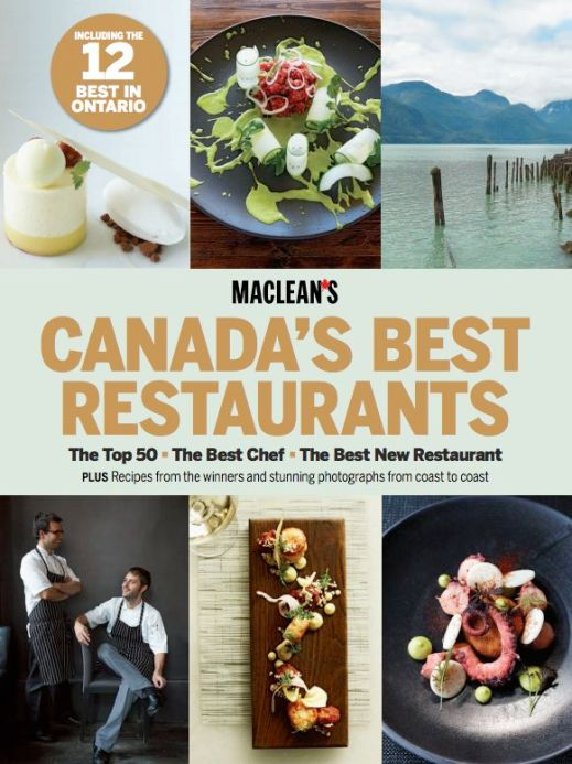 """Canada's Best Restaurants,"" photography by John Cullen for Maclean's"