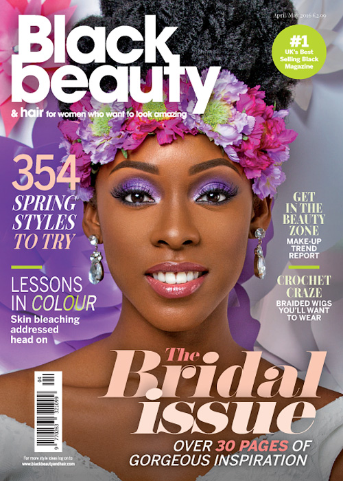Black Beauty & Hair April May 2016 Free PDF Magazines For Ipad