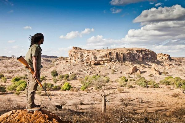Southern Africa' National Parks And Reserves