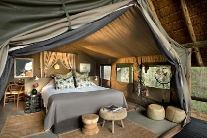Tanda Tula Safari Camp tents