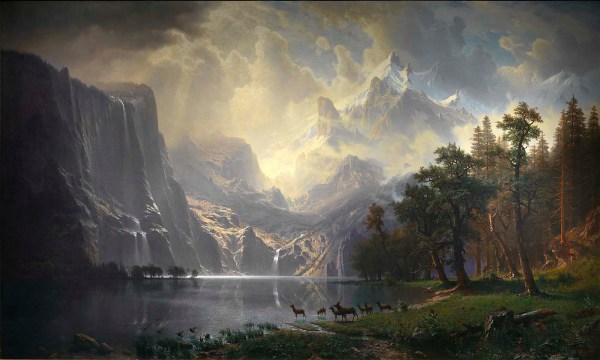 Myth Of Wilderness Art21 Magazine