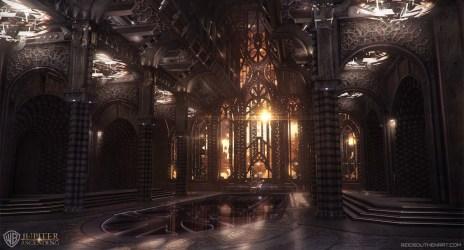 jupiter ascending lair balem concept artstation reid southen sci fi fantasy deviantart rahll throne abrasax room futuristic castle throneroom artwork