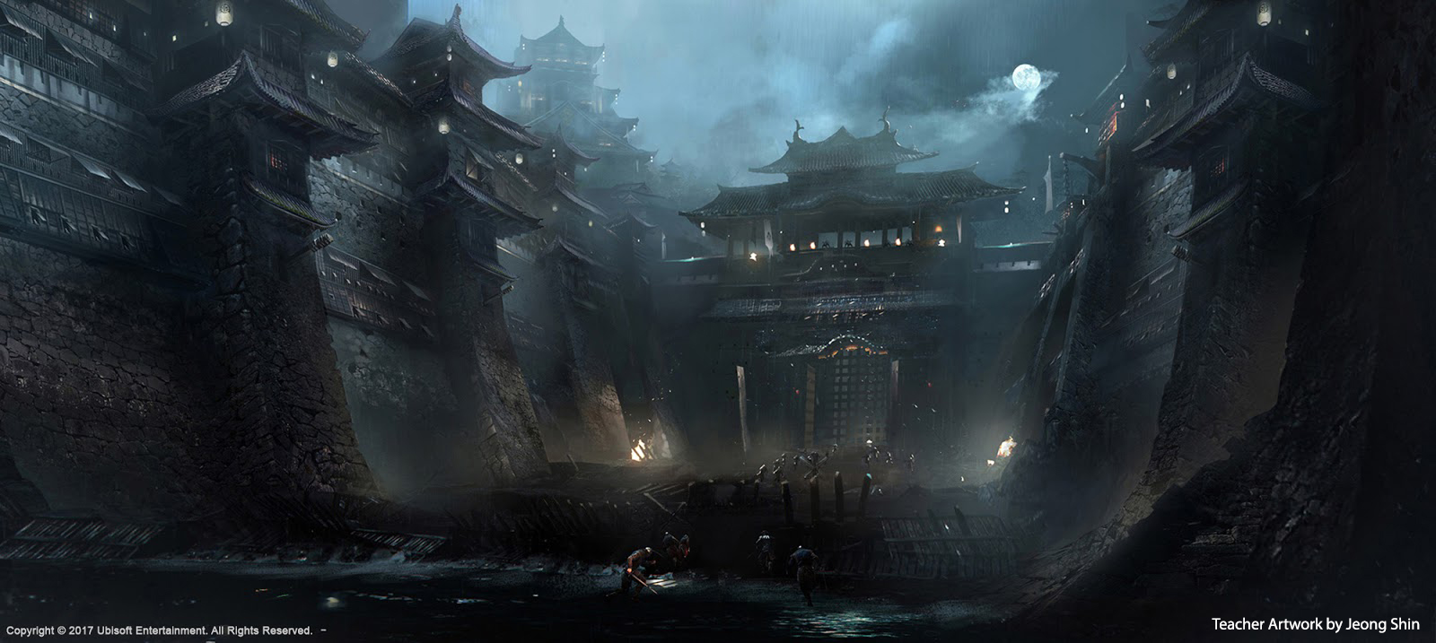 Japan Fall Wallpaper Syn Studio Concept Art Diploma Program Last Chance To