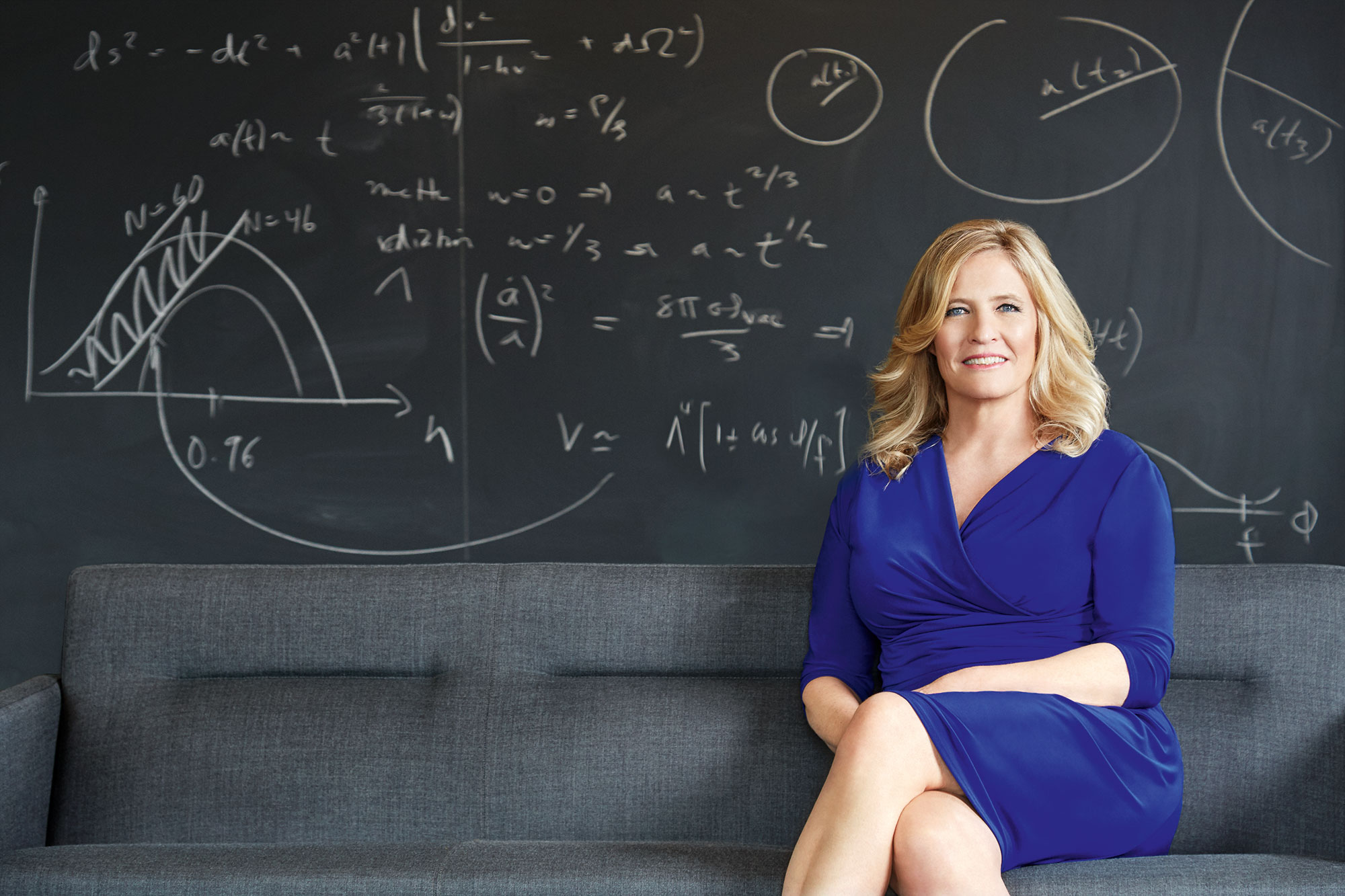 Across the Universe with Astrophysicist Katherine Freese  The Aston Martin Magazine