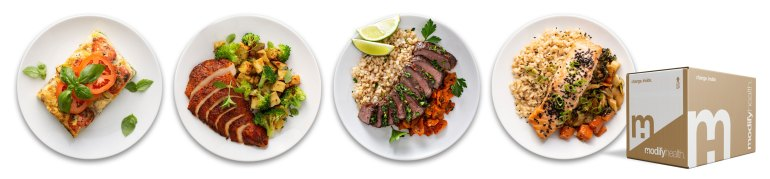 Modify health meals for low fodmap diets