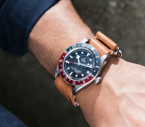 Strap Guide - The Tudor Black Bay GMT - Bulang & Sons