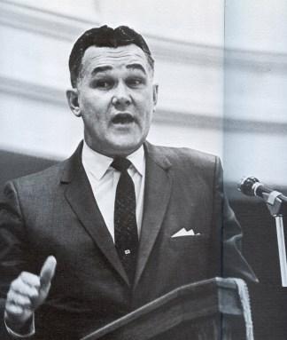 1963 - MacCorkle Inauguration