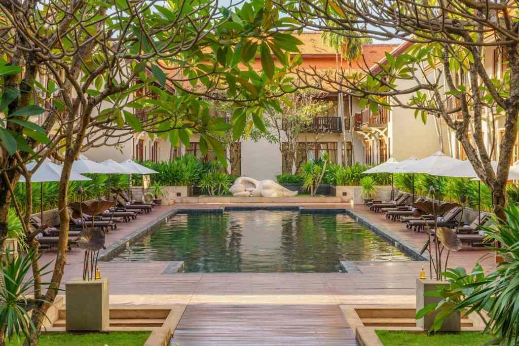 Anantara Angkor, cambodian wellness retreats, cambodian luxury resorts, spa retreats
