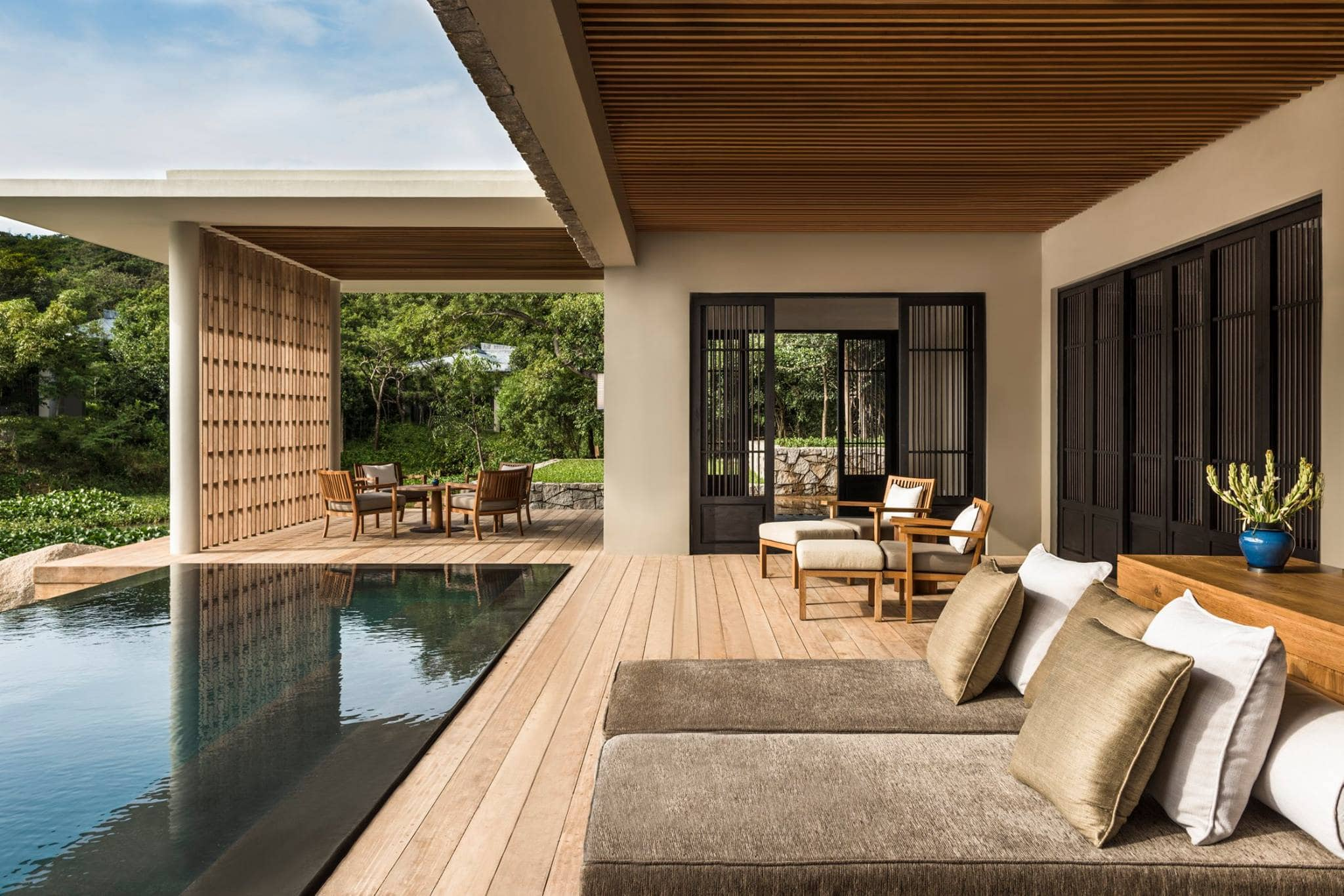 Amanoi Spa House | Image courtesy of Aman