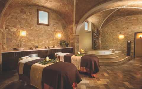 Tuscany retreat Castello di Casole