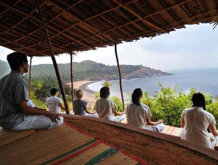 Swa Swara yoga retreats India