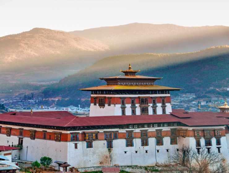 bhutan, como uma bhutan, luxury wellness travel, hiking expedition
